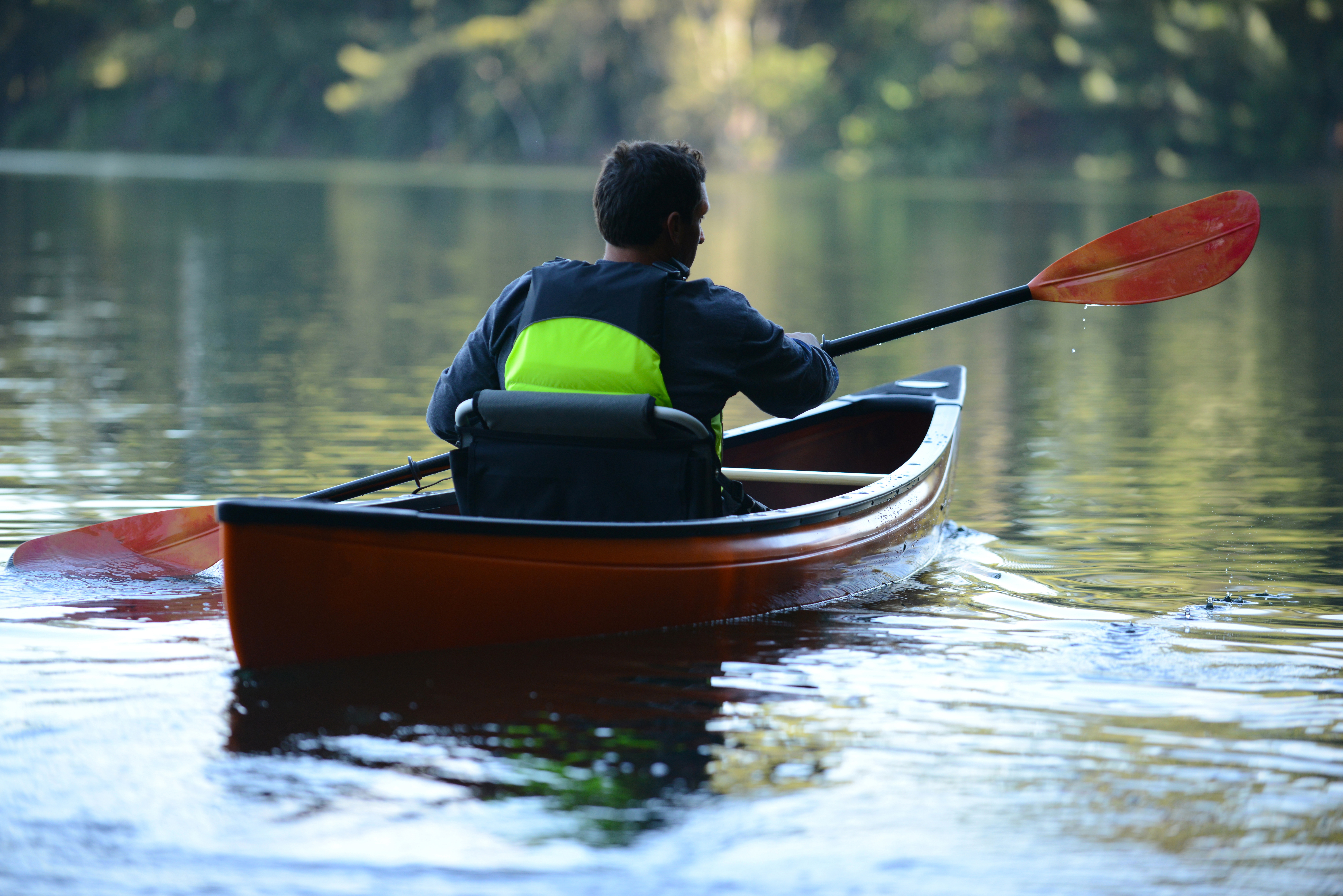 Solo Canoes For Sale